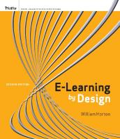 E-learning by design [2ed.]