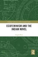 Ecofeminism and the Indian Novel  9780367198336, 9780429243547