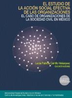 El Estudio De La Accion Social Efectiva De Las Organizaciones