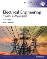 Electrical Engineering: Principles and Applications [International 6 ed]  9780273793250, 027379325X