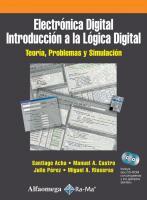Electronica Digital. Introduccion a la Logica Digital