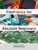 Electronics for Absolute Beginners