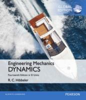 Engineering Mechanics: Dynamics in Si Units [14 ed.]