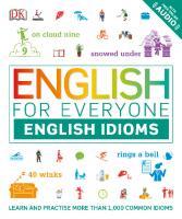 English for Everyone: English Idioms  9780241335888