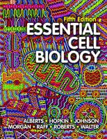Essential Cell Biology [5th Edition]