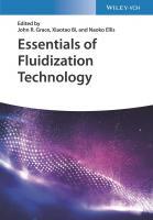 Essentials of Fluidization Technology  9783527340644