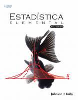 Estadistica Elemental