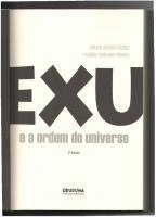 Exu e a Ordem do Universo [2ed.]  9788585336073