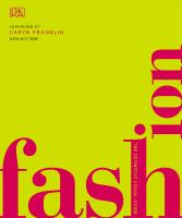 Fashion: The Definitive Visual Guide [UK edition]  0241388317, 9780241388310