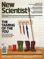 February 24 - March 2, 2018  New Scientist