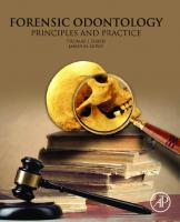 Forensic Odontology: Principles and Practice  0128051981, 9780128051986