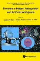 Frontiers In Pattern Recognition And Artificial Intelligence  9811203350, 9789811203350
