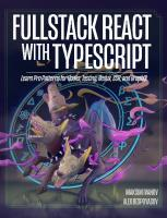 Fullstack React with TypeScript