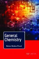 General Chemistry  9781774073087