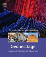 Geoheritage. Assessment, Protection, and Management  9780128095423