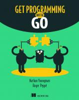 Get Programming with Go
