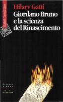 Giordano Bruno e la scienza del Rinascimento