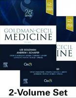Goldman-Cecil Medicine [26ed.]  0323532667, 9780323532662
