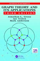 Graph Theory and Its Applications, third edition