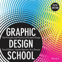 Graphic design school: the principles and practice of graphic design [5th edition]