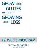 Grow Your Glutes without Growing Your Legs