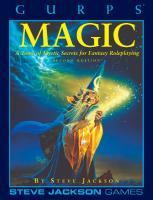 GURPS Classic: Magic  1556342861