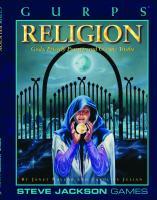 GURPS Classic: Religion  1556342020