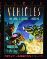 GURPS Classic: Vehicles  1556343256