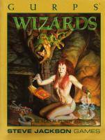 GURPS Classic: Wizards  1556342705
