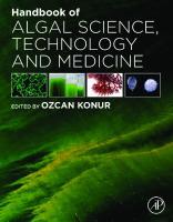 Handbook of Algal Science, Technology and Medicine [1ed.]  0128183055, 9780128183052