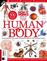 How it Works Book of The Human Body [12 Edition]