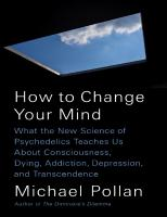 How to Change Your Mind  9781594204227, 1594204225