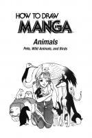 How to draw manga. Animals, pets, wild animals, and birds [English ed.]  9784766115338, 4766115333