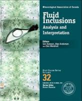 Introduction to aqueous fluid systems