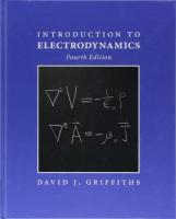 Introduction to Electrodynamics [4ed.]  1108420419, 9781108420419
