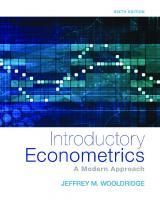 Introductory econometrics. A modern approach [6ed.]  978-1-305-27010-7, 267-268-268-2