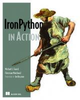 IronPython in action  9781933988337