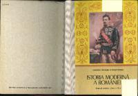 Istoria modernă a României. Manual pentru clasa a IX-a