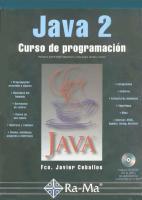Java 2 - curso de programacion