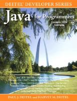 Java™ for programmers  0137001290, 9780137001293