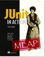 Junit in Action (MEAP) [Thirded.]