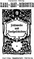 Karl-May-Register zu Frühwerke und Dorfgeschichten [1ed.]