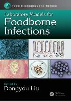 Laboratory models for foodborne infections  9781498721677, 1498721672