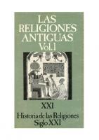 Las Religiones Antiguas