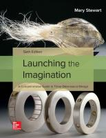 Launching the Imagination 3D [6ed.]  9781260402223, 1260402223, 2017030838, 9781259603631, 1259603636