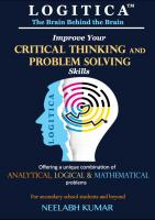 Logitica - Improve your critical thinking and problem solving skills
