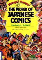 Manga! Manga! The World of Japanese Comics  1568364768, 9781568364766