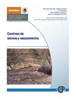 Manuales Tecnicas De Obras Y Practicas De Conservacion Y Uso Sustentable De Suelo Y Agua