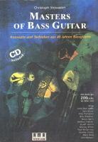 Masters of Bass Guitar. Mit CD.  3927190144, 9783927190146