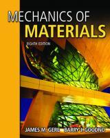 Mechanics of Materials [Eighth Edition]  0136022308, 9780136022305